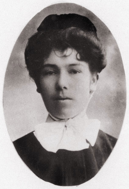 nurse louisa mayne the first trained midwife in burbage
