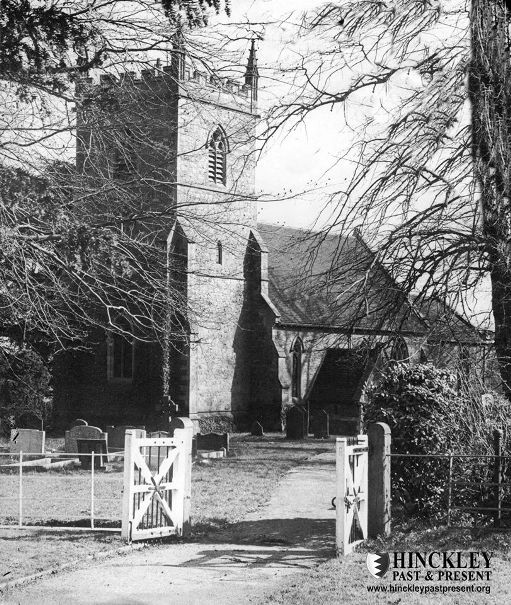 St.Peter's Church Aston Flamville