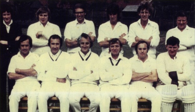 Burbage 2nd team 1976 Division V champions