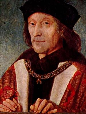 Henry Tudor (1457-1509) | The War of the Roses | Medieval British ...