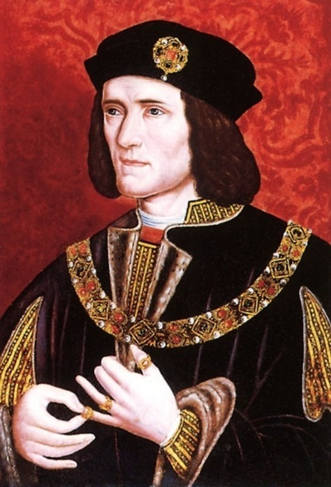 Richard III, King found under a parking lot, finally laid to rest