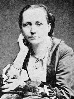 charlotte m.brame writer of romantic novels
