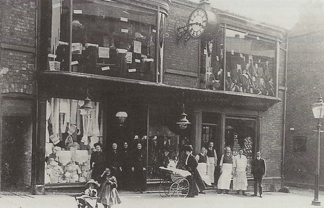 central stores in 1911