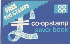 The Co-operative Dividend Stamp Book