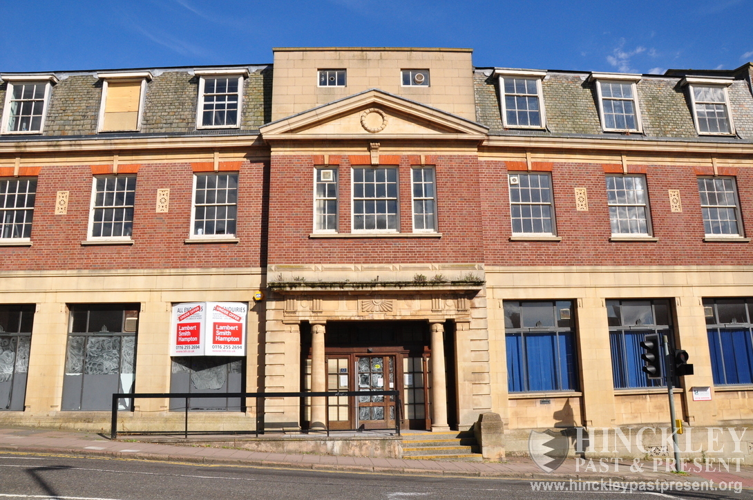 Leicestershire and Warwickshire Electric Power Company Hinckley