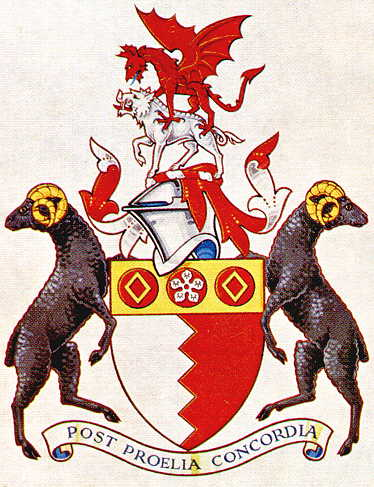 Hinckley and Bosworth Borough Coat of Arms