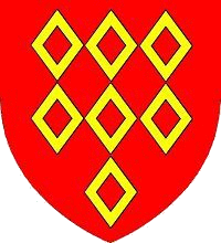 Arm of Ferrers of Groby