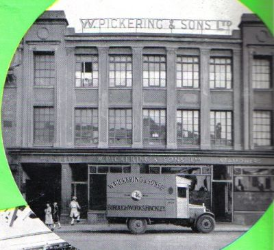 W. Pickering and Sons