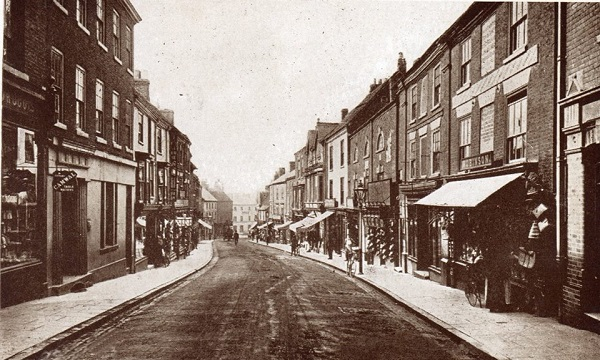 Lower Castle Street, about 1910