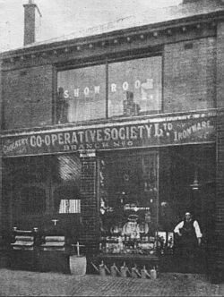 Rugby Road Co-Operative Society