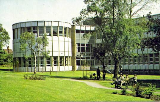 Council Offices 1963