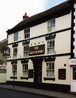the greyhound, about 2000