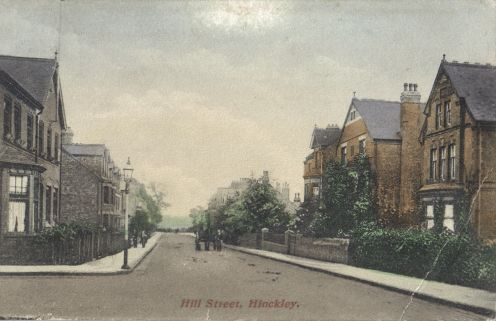 Hill Street, about 1905