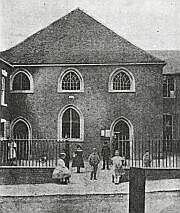 Independent Chapel - about 1880