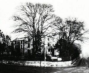 The Manor, about 1930