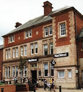 Natwest Bank, 2000