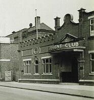 The Regent Club, about 1935