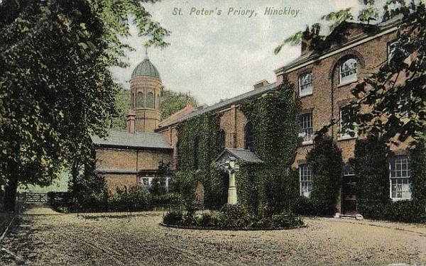st.peters priory