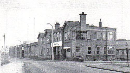 Sketchley Ltd in the 1950s