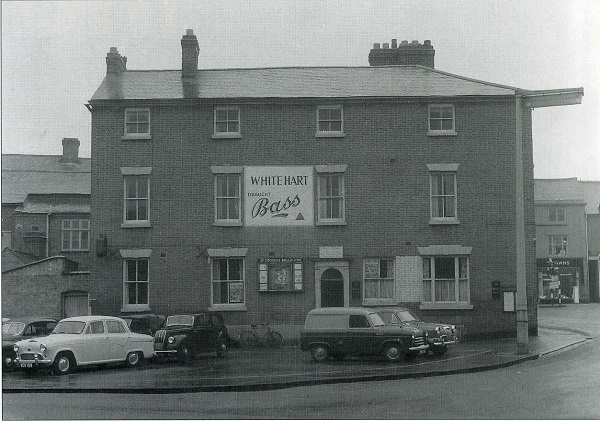 The White Hart in the 1960s