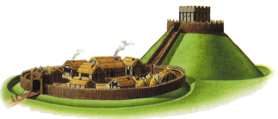 Hinckley Castle - Motte and Bailey