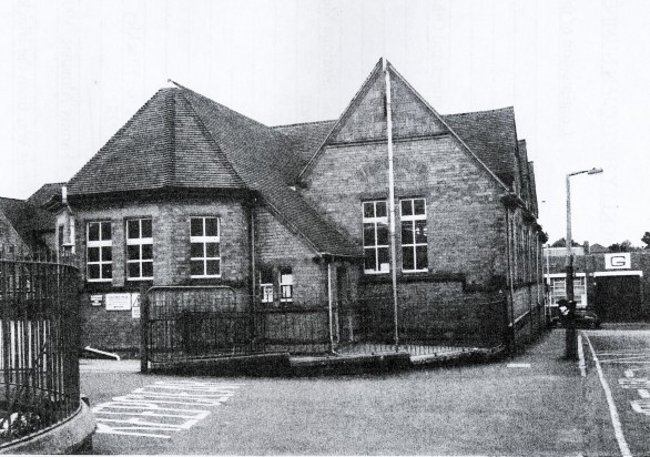 Holliers Walk Primary School