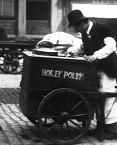 ice-cream used to be called 'hokey pokey'