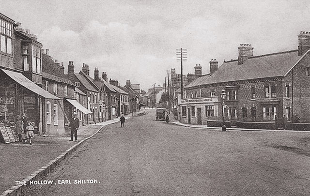The Hollow, Earl Shilton