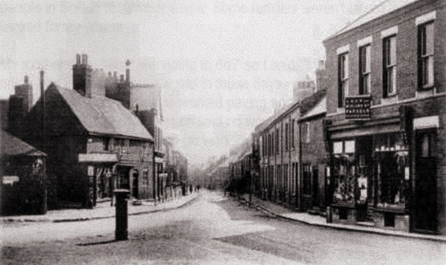 Barwell High Street, Top Town