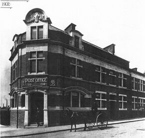 The Post Office Hinckley