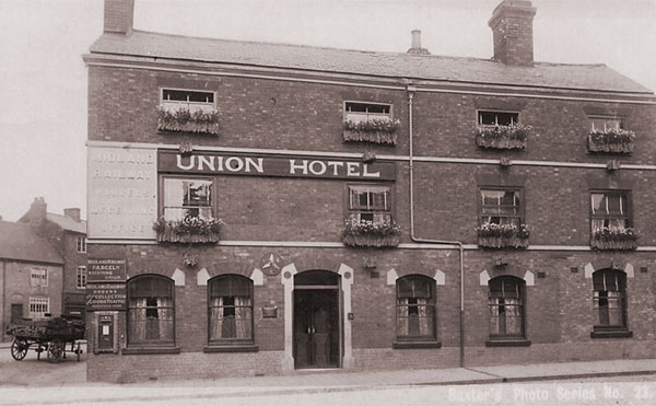 ghostly hinckley pub the union