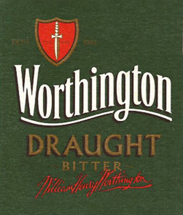 william worthington, worthington brewery